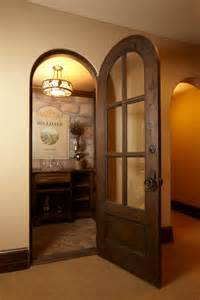 kitchen chalkboard wall ideas wine cellar doors wine cellar rustic with arched door