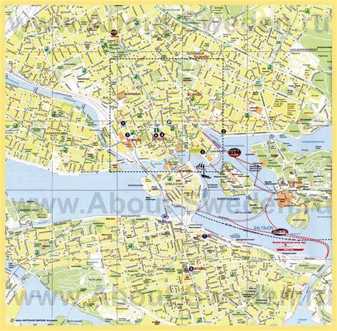 stockholm karte