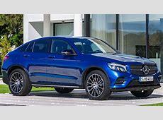 MercedesBenz GLC Coupe 2016 new car sales price Car