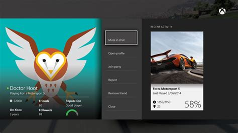 Xbox One Profiles Coming To Spawnfirst