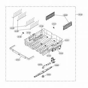 Lg Ldt5665bd  00 Dishwasher Parts
