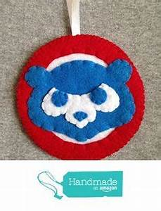 Small Chicago Cubs Logo Cut Outs from PrintableTreats