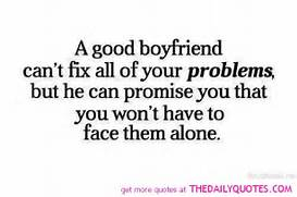 Cute Love Quotes And S...Quotes About Your Boyfriend