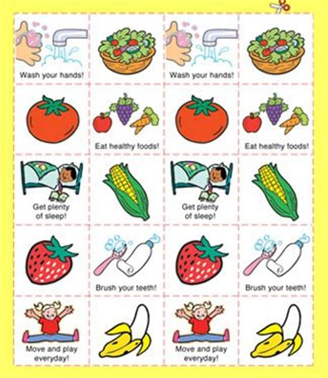healthy habits for preschoolers 150 best healthy bodies teeth theme images on 469