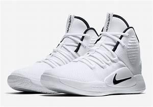 Nike Hyperdunk X White/Black AR0467-100 Release Info ...  Hyperdunk