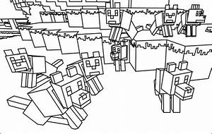 Minecraft Sword Coloring Pages Getcoloringpagescom