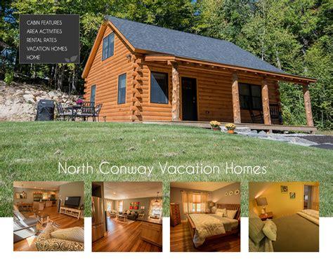 conway cabin rentals log cabin vacation rental conway nh
