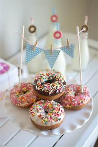 Donut, Party, Ideas