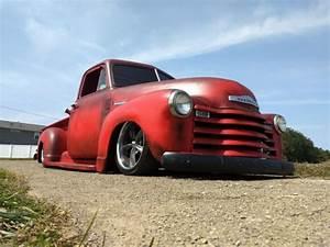 1950 Chevy 3100 Truck  Rat Rod  Hot Rod  Bagged  Patina
