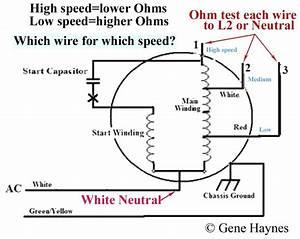 2 Speed Attic Fan Switch