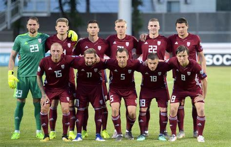 Latvijas futbola izlase spēlēs Sāmsalā | LA.LV