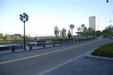 light rx columbus ohio bicentennial park scioto mile in downtown columbus oh