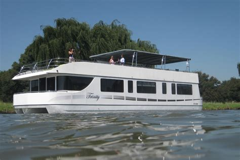 River Boat Vacation by Houseboat Vacation On The Vaal River Liquid Lounge