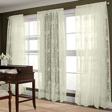 Jcpenney Shari Lace Curtains by Pin By Camille Combs On Window Treatments