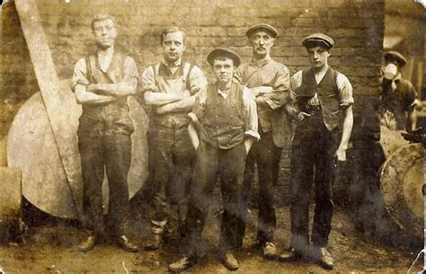 worker 19th century victorian young sheffield steel clothes workers working steelworkers times industrial sepia factory 1850s era boy london mylearning