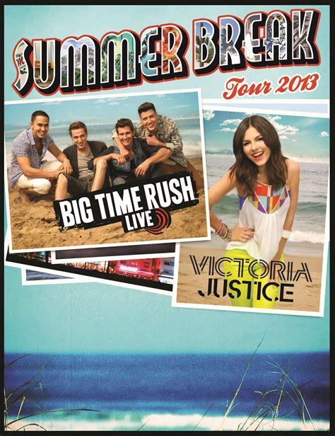 Summer Break 2013 Tour!   Big time rush, Big time ...