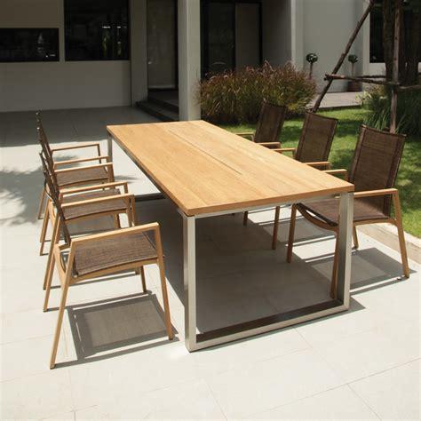 Table Jardin Teck by Table De Jardin En Teck Mod 232 Le Ald 233 A