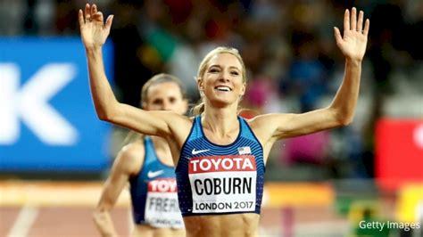 emma coburn speechless  world steeplechase victory