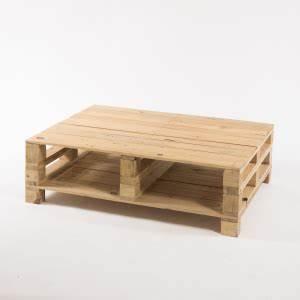 Table Basse Palettes : table pmevents location mobiliers ~ Melissatoandfro.com Idées de Décoration