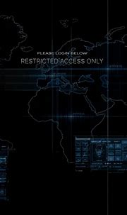 Restricted Access Wallpapers - Wallpaper Cave