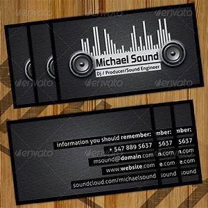 25 dj business cards free download free premium templates for Dj business cards templates