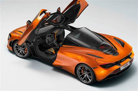 Mclaren 720s New 710bhp Supercar Revealed Early  Car Keys