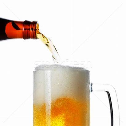 Beer Pouring Stockfresh Bottle Guess Sandwich Age