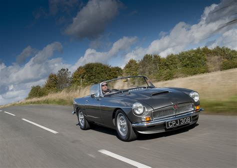 what price perfection building a better mgb moss motoring