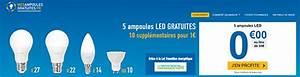 Ampoules Gratuites Edf : mes ampoules gratuites 5 ampoules led 100 gratuites ~ Melissatoandfro.com Idées de Décoration