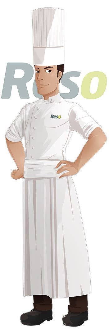 tenue de travail chef de cuisine homme reso le