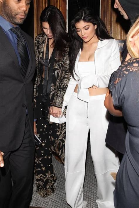 Kylie Jenner Gigi Hadid's Brithday Party at the Nice Guy ...