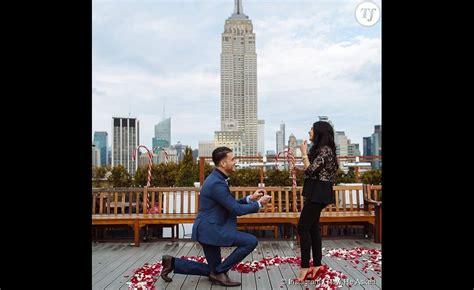 les plus belles demandes en mariage du monde quot howheasked quot recense les plus belles et originales