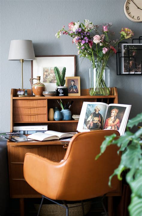 bohemian home office ideas   calm work space page