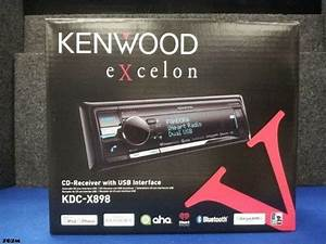 Kenwood Excelon Kdc