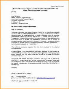 7 letter of request for scholarship grant letter format for With application for funding letter template