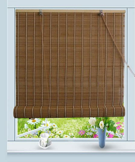 roll up curtains bamboo roll up window blind sun shade w32 quot x h72 quot