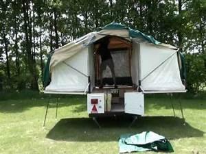 TriganoTrailer tent Randger 415 for sale YouTube