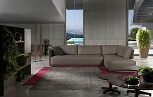 Le canape design italien en 80 photos pour relooker le salon for Tapis moderne avec canape designer italien