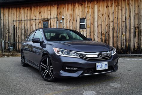 Honda Accord 2016 Review by 2016 Honda Accord Sport Review 2016 Honda Accord Sport