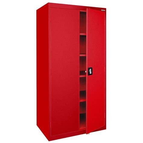 36 x 24 x 72 storage cabinet sandusky elite series 72 in h x 36 in w x 24 in d 5