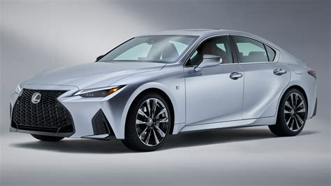 The 2021 Lexus IS Is Finally Here