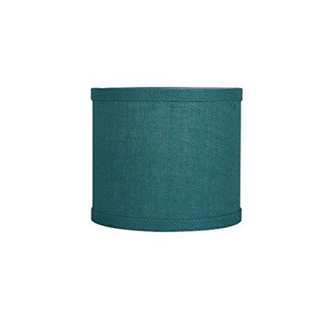 urbanest blue burlap drum lshade urbanest classic drum burlap lshade 8 inch by 8 inch