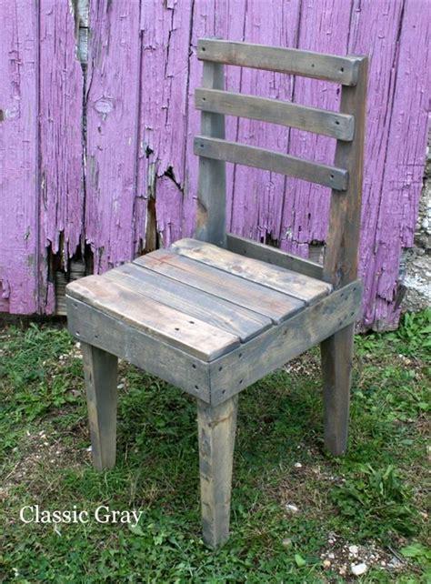 diy chairs    pallets pallet furniture plans