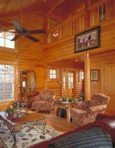 Colorado Luxury Log Homes Interiors