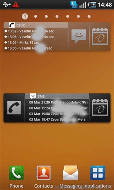 android freeware organizer widget free app android freeware
