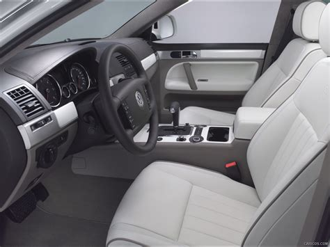 2009 Volkswagen Touareg North Sails Interior Wallpaper 6