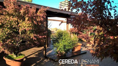 tettoia per terrazzo tettoia in legno per terrazzo cereda legnami agrate brianza