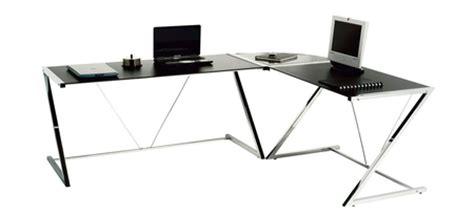 conforama bureau en verre bureau en verre conforama table ordinateur