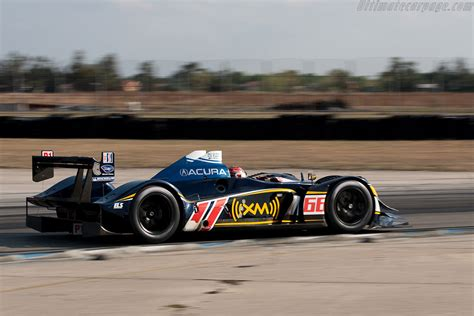 Acura Hours by Acura Arx 02a Chassis 1 2009 Sebring 12 Hours