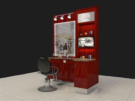 hair styling stations design retail used barber shop furniture barber station for 7010
